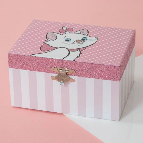 Disney Aristocats Marie Musical Jewellery Box Gift